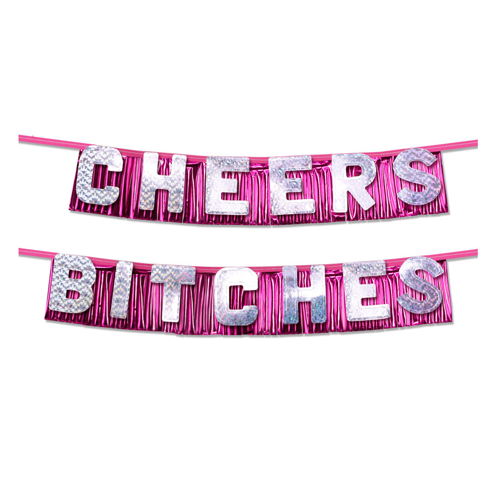 John-Wall-Bachelorette-Party-Favours-Cheers-Bitches-Party-Banner
